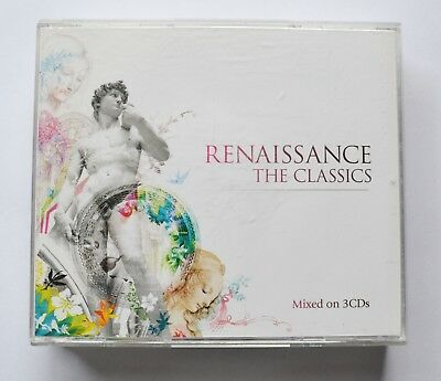 Renaissance - The Classics mixed on 3 CDs (2005) club compilation The Orb etc.