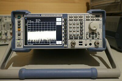 Rohde & Schwarz FSL3 with Tracking Generator