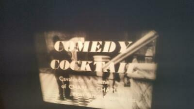 16mm Film COMEDY COCKTAIL - CHARLIE CHAPLIN (1951)