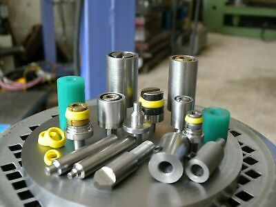 PUNCHES AND DIES for Sheet Metal Clinching Tools - $150 00