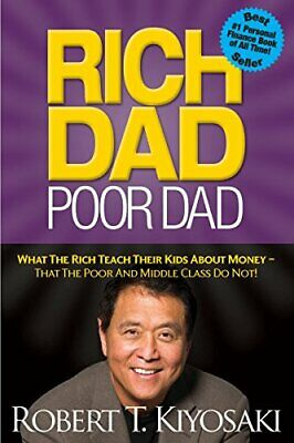Rich Dad Poor Dad: What the Rich Teach Their Kids About Money (PDF-B00K)