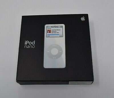 Apple iPod Nano 1st Generation White (2GB)