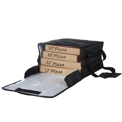 Polyester Insulated Pizza/Food Delivery Bag Professional Pizza Delivery Bag for
