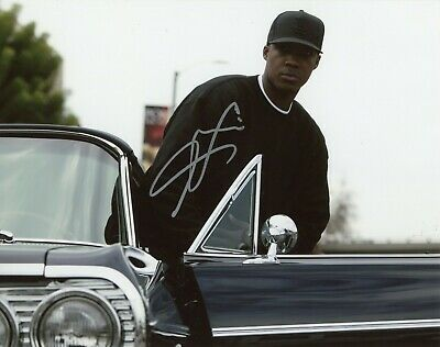 """COREY HAWKINS Authentic Hand-Signed """"DR.DRE - STRAIGHT OUTTA COMPTON"""" 8x10 Photo"""