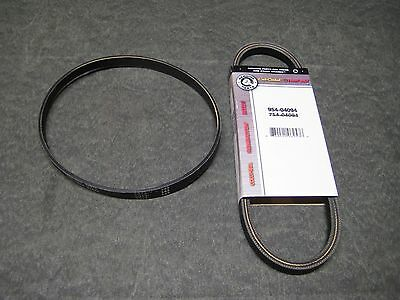 MTD OEM Replacement Belt Replace 754-04090 1//2X25 1//2