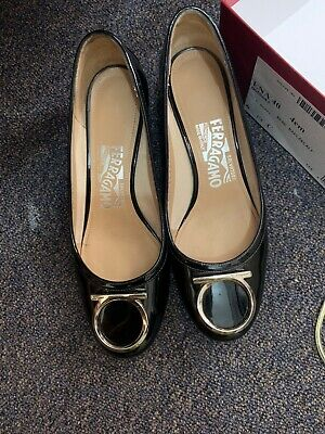 Salvatore ferragemo shoes  Used  in great condition, done sole protect  Worn 3