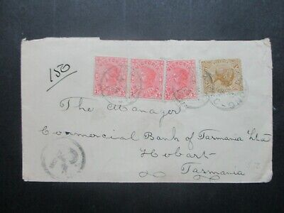 Australian States Stamps: Cover (USED) - Excellent Item, Must Have (O314)