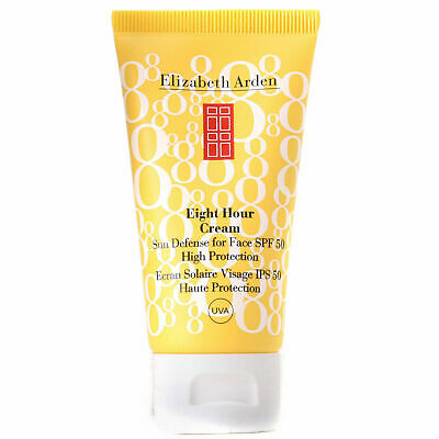 Elizabeth Arden 8 Eight Hour Cream Sun Defense for Face SPF50 - 50ml BOXED