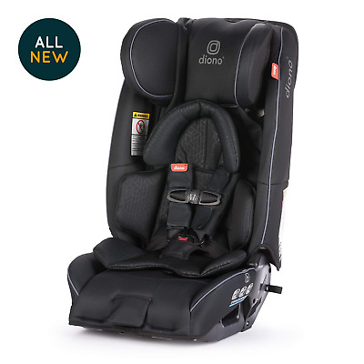 Diono Radian 3RXT All-in-One Convertible Car Seat - Extended Rear-Facing 5-45 to