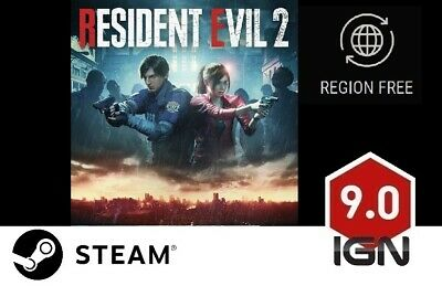 Resident Evil 2 [PC] Steam Download Key - FAST DELIVERY
