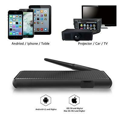 Display Dongle 2 in 1 Support Wireless and Wired, for TV,High Speed 1080P HDMI M