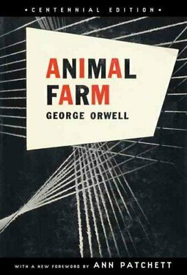 Animal Farm: A Fairy Story by George Orwell (Paperback, 2003)