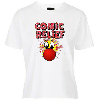Red Nose day  2019 Kids/Adult T-Shirts, Sale Benefits Charity, (CR1)