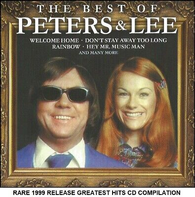 Peters & Lee - Very Best Essential Greatest Hits Collection - Easy Listening CD