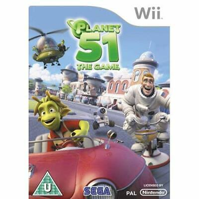 Planet 51 (for Wii)
