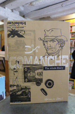COMANCHE - The Whole Story - Hermann & Greg - Lombard - 1995