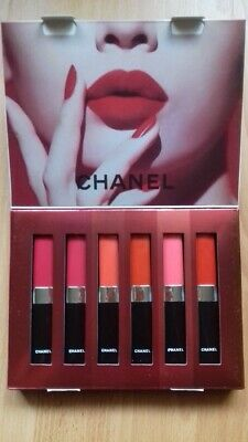 Coffret 6 gloss CHANEL