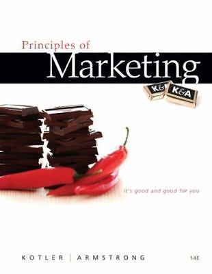 Principles of Marketing (14th Edition) by Kotler, Philip, Armstrong, Gary