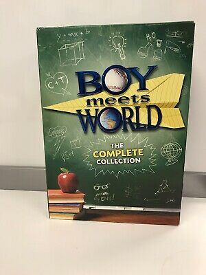 Boy Meets World: The Complete Collection (DVD, 2013, 22-Disc Set,...