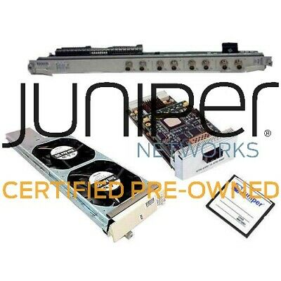 JUNIPER NETWORKS ROUTER MX80-48T-DC 4x10GE XFP built-in