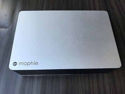 big sale c46ef afe54 MOPHIE CHARGE FORCE Powerstation External Battery Charger 10,000mAh ...