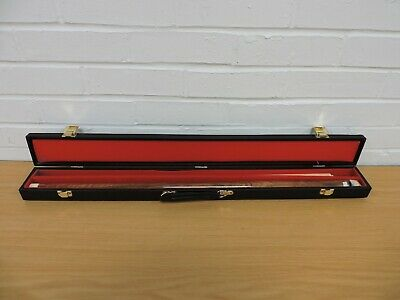 Riley 2 piece Snooker/Pool Cue with Hard Case.