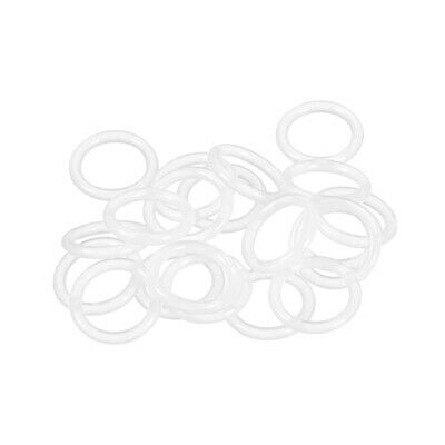 Gasket outside diameter 20mm thickness 2mm select inside dia, material, pack