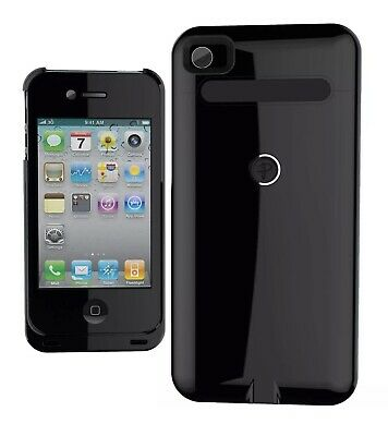 promo code bc565 d01c6 2 DURACELL POWERMAT Wireless Black Case for iPhone 4/4S Drop and Charge  Power