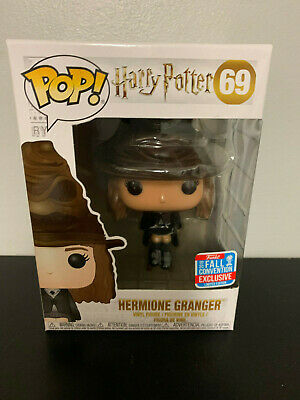 Funko POP! Figure Harry Potter HERMIONE GRANGER 2018 NYCC FALL #69