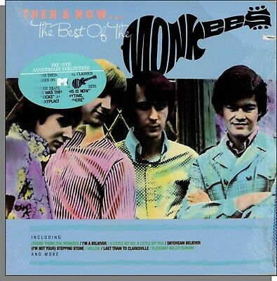 The Monkees - The Best of the Monkees: Then & Now - New Greatest Hits LP Record!