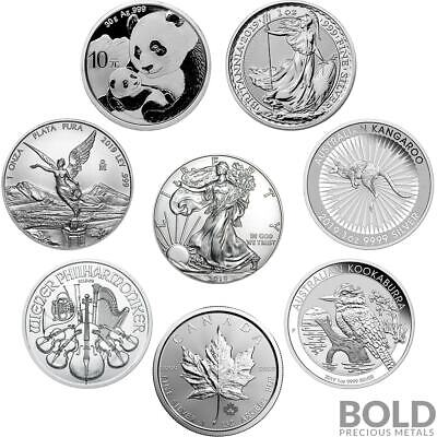 BOLD Set: Around the World 2019 - 8 Coin Collector Set