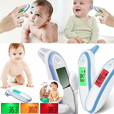 US Digital Forehead and Ear Thermometer Dual Baby & Adult Infrared Thermometer