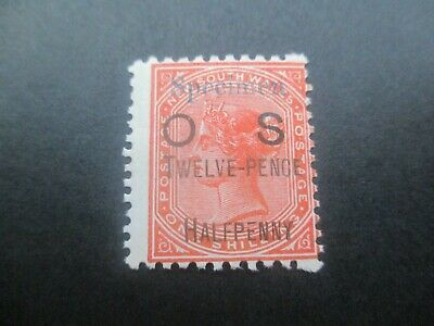 NSW Stamps: Specimen Overprint OS  Mint     (v516)