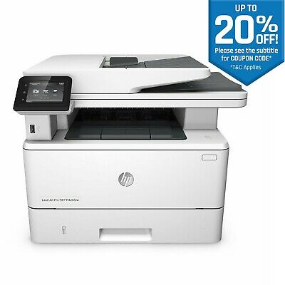 HP LaserJet Pro MFP M426fdn All in One Mono Laser Multifunction Printer