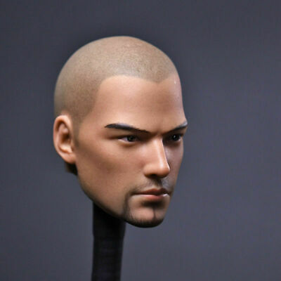 """1/6 Scale Holly Monk Head Sculpt F 12"""" Man Male Action Figure Body Hot Toys Doll"""
