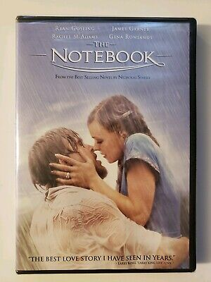 The Notebook [New DVD] Full Frame, Subtitled, Widescreen, Ac-3/Dolby Digital,