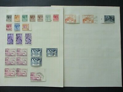 ESTATE: Malaya Collection on Pages - Must Have!! Great Value (p1399)