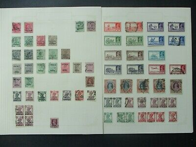 ESTATE: Indian Collection on Pages - Must Have!! Great Value (p1405)