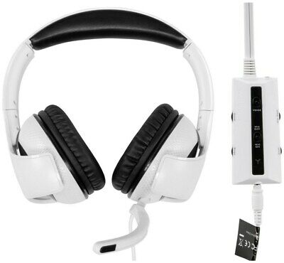 Auriculares Thrustmaster Y-300CPX Gaming Ps3 Ps4 Xbox Blancos