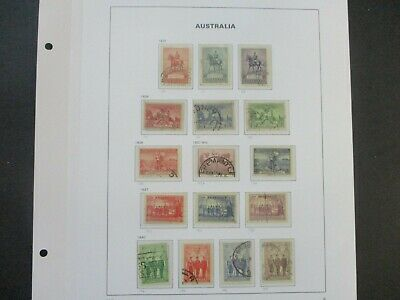 ESTATE: Australian Collection on Pages - Must Have!! Great Value (e429)