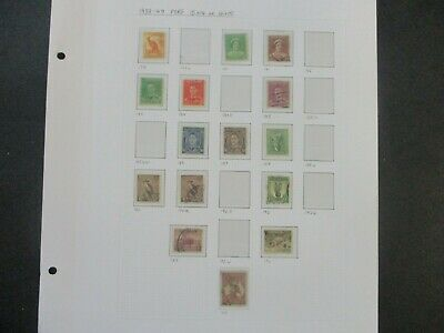 ESTATE: Australian Collection on Pages - Must Have!! Great Value (e431)
