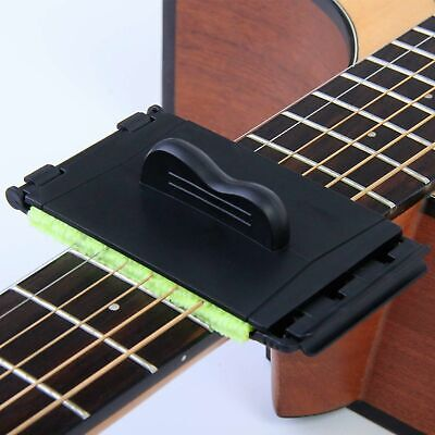 Portable Quick Guitar Scrubber cleaner Bass string Fingerboard cleaning tool Set