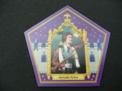 Harry Potter Chocolate Frog Wizard Card - Jocunda Sykes