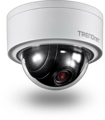 camara IP TRENDnet TV-IP420P DOMO motorizada TPZ 3MPix optico 4x digi16x IP66...