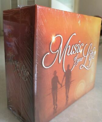 Music of Your Life [Box] (CD, Mar-2012, 10 Discs, Time/Life M Music)