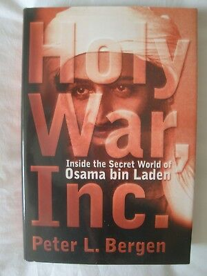 Holy War, Inc.: Inside the Secret World of Osama | Hardback | Very good cond