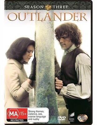 OUTLANDER : Season 3 : NEW DVD