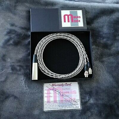 Mrspeakers 16core Sp-occ Cable For Critical Listening, 18month Gtee  with Card