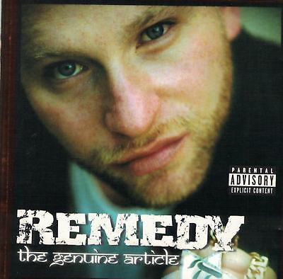 Remedy - The Genuine Article (CD)