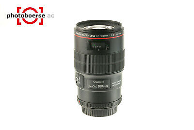 CANON Macro EF 100mm F/2,8 L IS USM